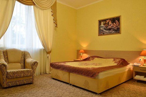 Отель Джамиля - фото 2