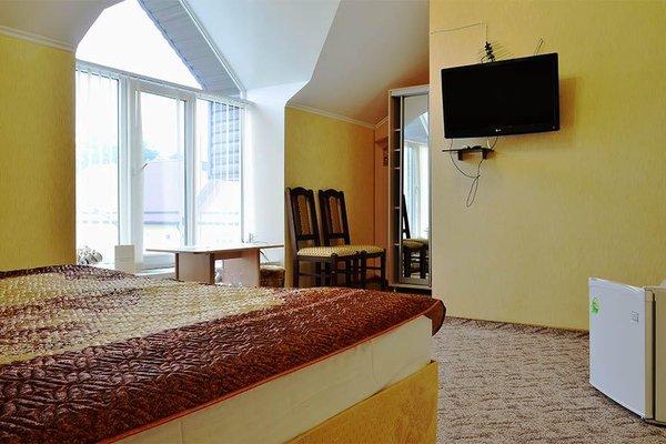 Отель Джамиля - фото 5