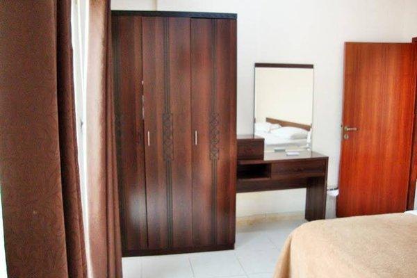 Hamilton Hotel Apartments - фото 2