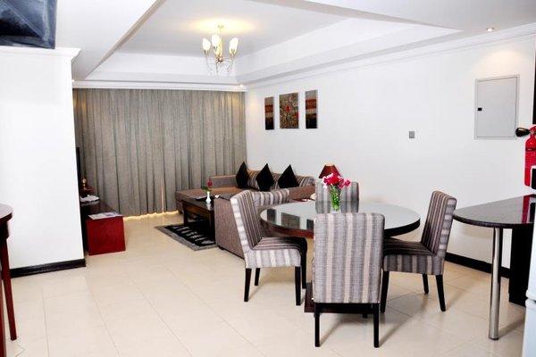 Ewan Ajman Suites Hotel - фото 10