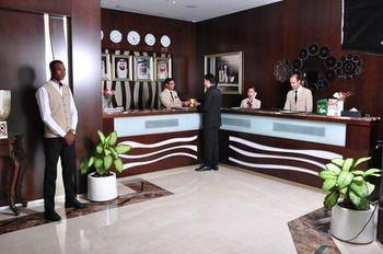 Ewan Ajman Suites Hotel - фото 13