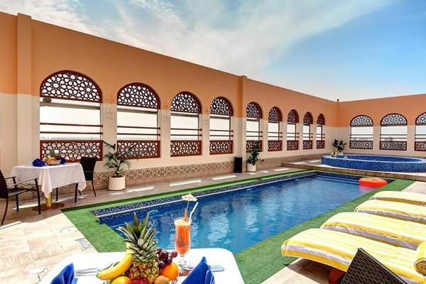 Ewan Ajman Suites Hotel - фото 21