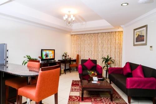 Ewan Ajman Suites Hotel - фото 5