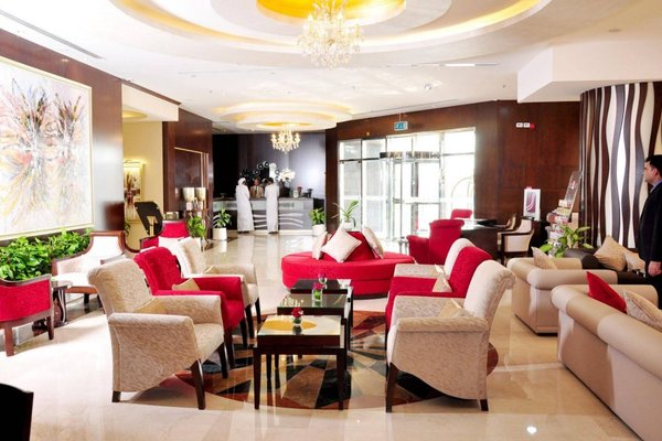 Ewan Ajman Suites Hotel - фото 6