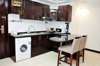 Ewan Ajman Suites Hotel - фото 9