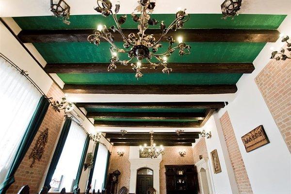 Hotel Restauracja Pod Parowozem - фото 22