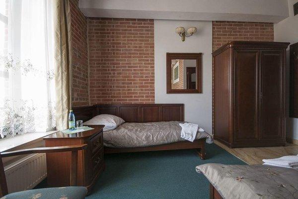 Hotel Restauracja Pod Parowozem - фото 6