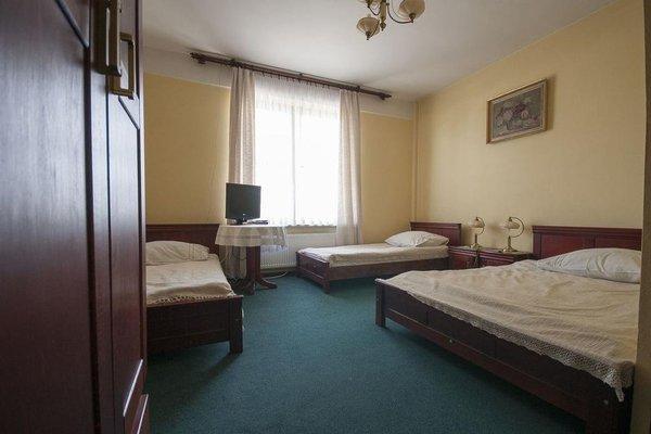 Hotel Restauracja Pod Parowozem - фото 7