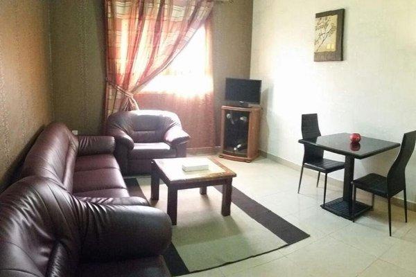 Arabian Hotel Apartments - фото 10
