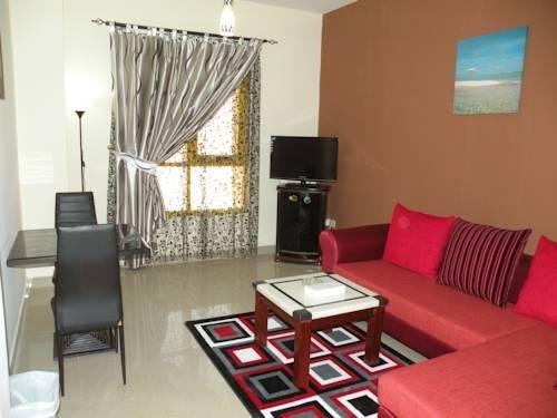 Arabian Hotel Apartments - фото 9