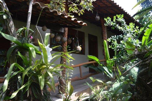 Pousada Pau Brasil Ubu - фото 17