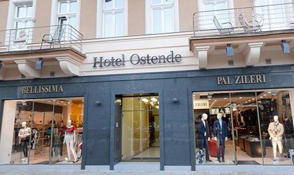 Hotel Ostende - фото 16