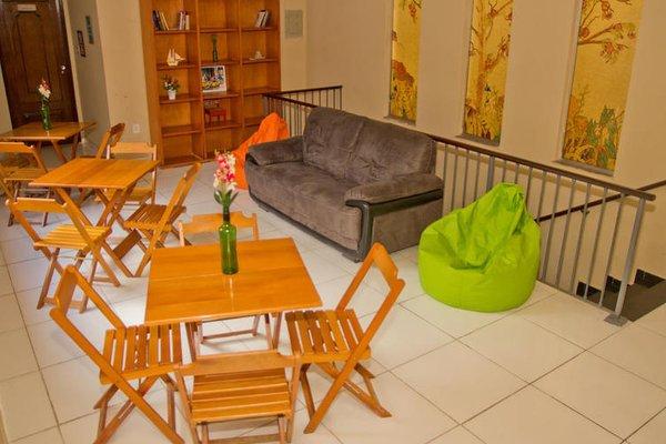 Quintal do Maracana Hostel - фото 11