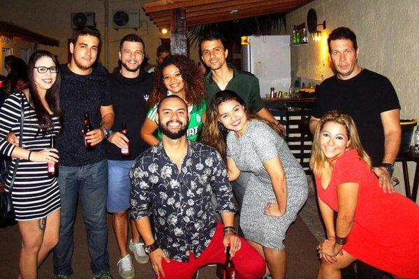 Quintal do Maracana Hostel - фото 12
