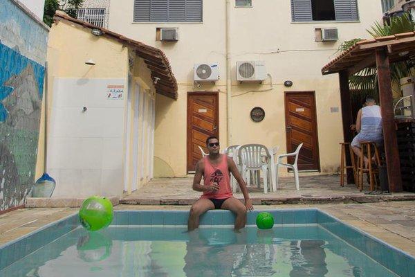Quintal do Maracana Hostel - фото 19
