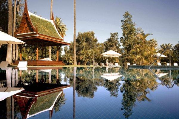 Hotel Botanico y Oriental Spa Garden - фото 25