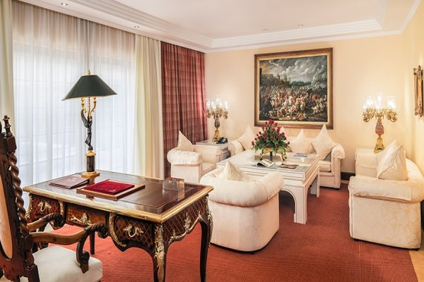 Hotel Botanico y Oriental Spa Garden - фото 15