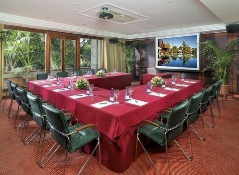 Hotel Botanico y Oriental Spa Garden - фото 16
