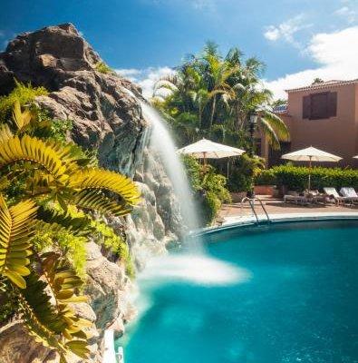 Hotel Botanico y Oriental Spa Garden - фото 21