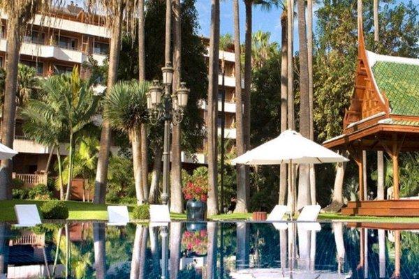 Hotel Botanico y Oriental Spa Garden - фото 23