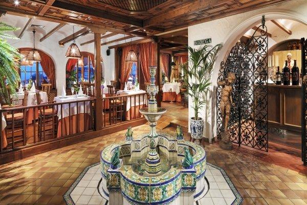 Hotel Botanico y Oriental Spa Garden - фото 4