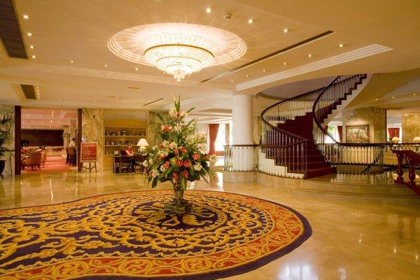 Hotel Botanico y Oriental Spa Garden - фото 7