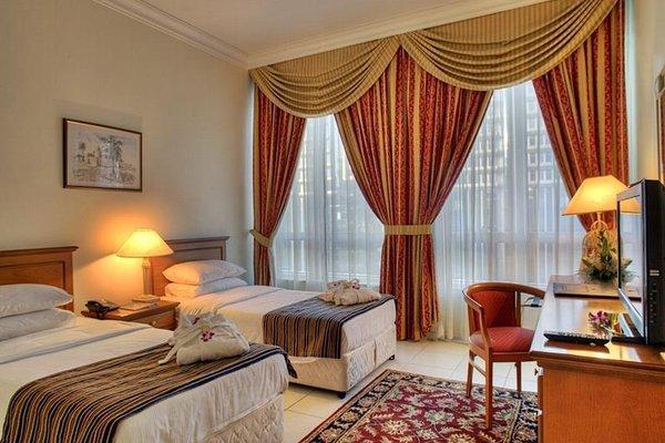 Al Diar Palm Hotel Apartments - фото 1
