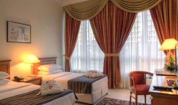 Al Diar Palm Hotel Apartments - фото 2