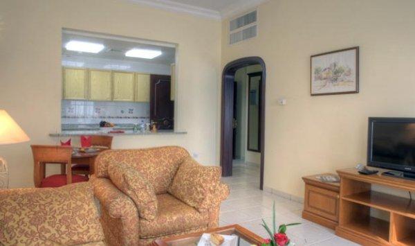Al Diar Palm Hotel Apartments - фото 5