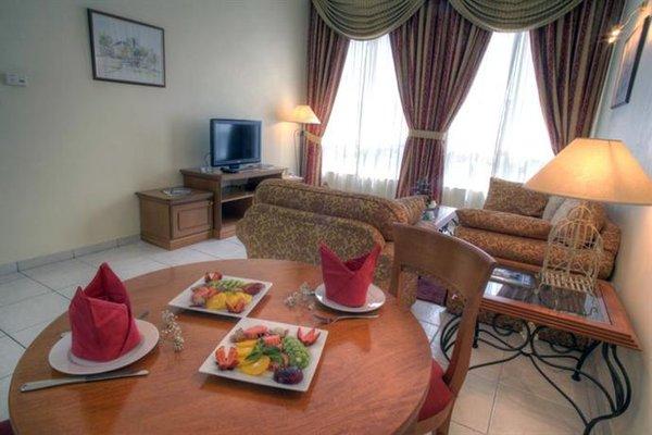 Al Diar Palm Hotel Apartments - фото 9