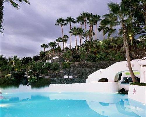 Hotel Jardin Tropical - фото 20