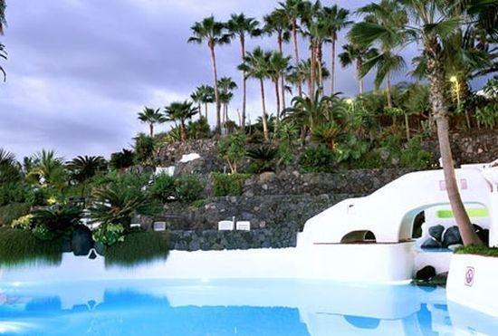 Hotel Jardin Tropical - фото 21