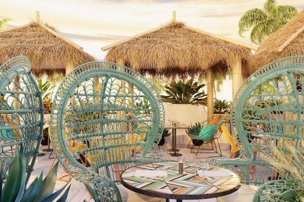 Hotel Jardin Tropical - фото 22