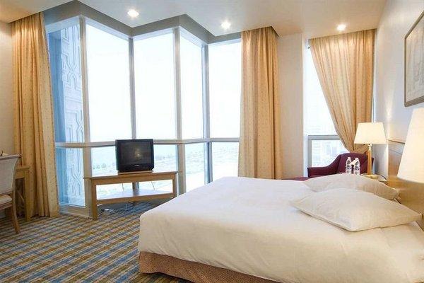 Hilton Baynunah hotel, Абу-Даби