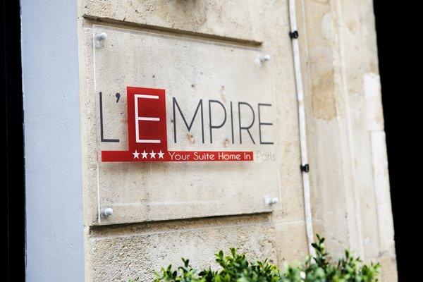 Отель L'Empire - фото 22