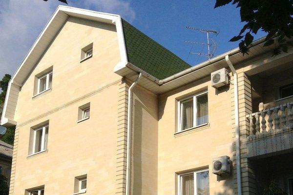 Отель Романов - фото 21