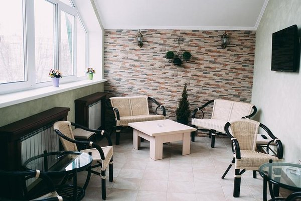 Гостиница Губернская - фото 11