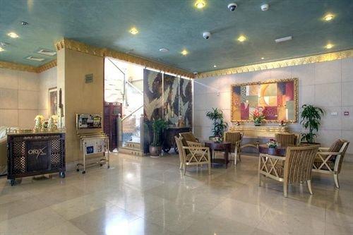 Oryx Hotel - фото 12