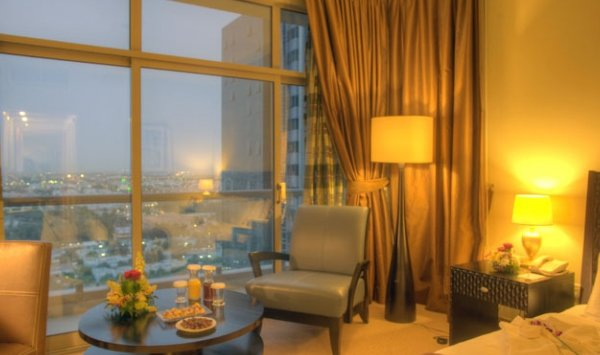 Oryx Hotel - фото 4