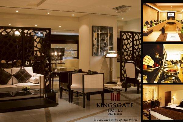 Kingsgate Hotel - фото 12