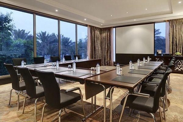 Hilton Abu Dhabi - фото 15