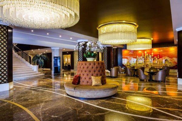 Hilton Abu Dhabi - фото 18