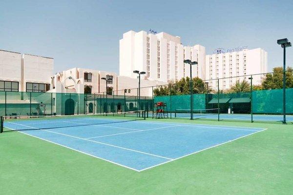 Hilton Abu Dhabi - фото 20