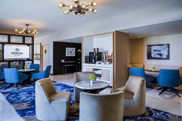 Hilton Abu Dhabi - фото 5