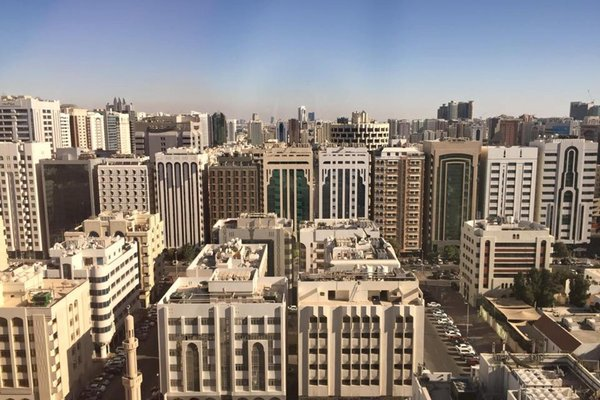 Crowne Plaza Abu Dhabi - фото 34