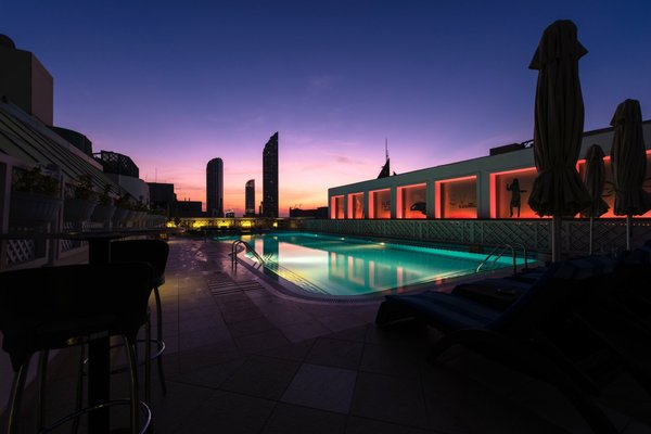 Crowne Plaza Abu Dhabi - фото 23