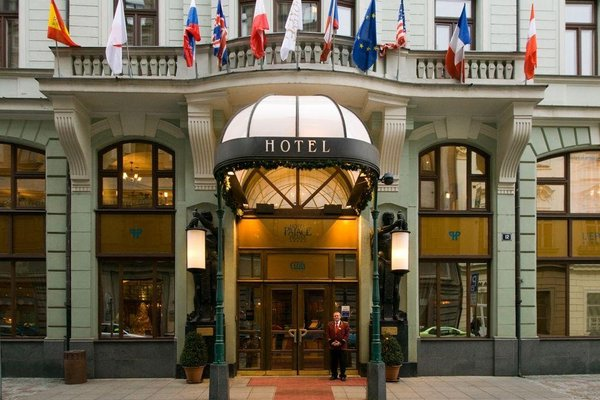 Art Nouveau Palace Hotel - фото 12