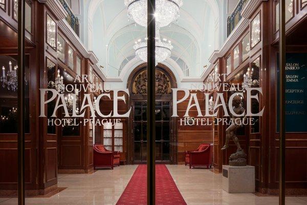 Art Nouveau Palace Hotel - фото 13
