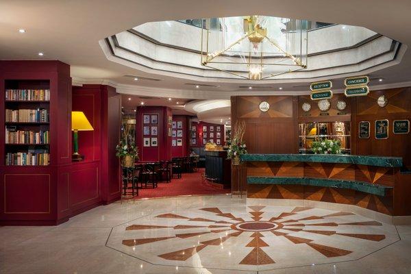 Art Nouveau Palace Hotel - фото 14
