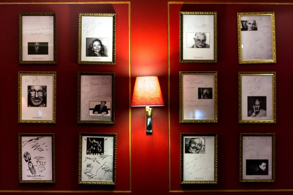 Art Nouveau Palace Hotel - фото 18